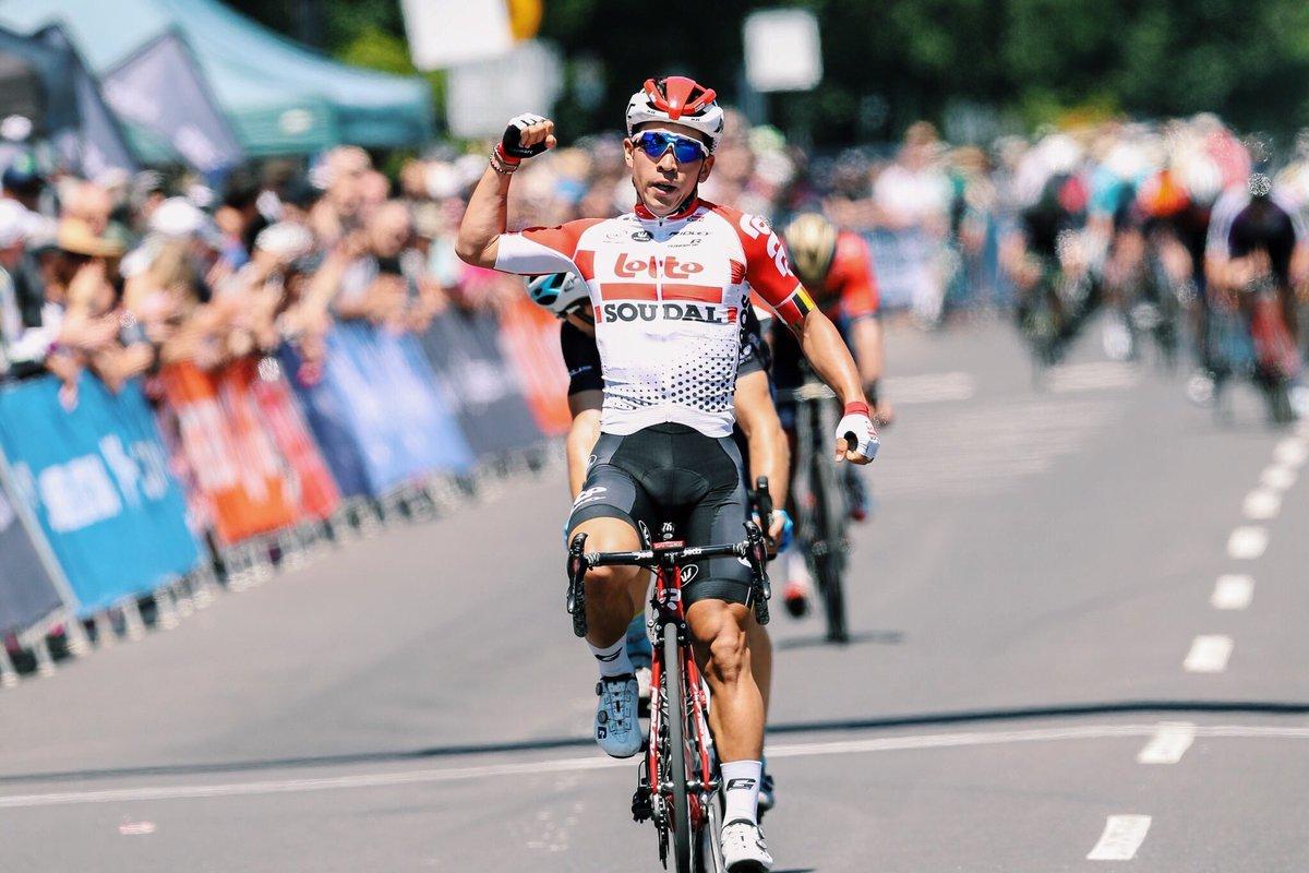 Caleb Ewan consigue su segundo triunfo en el Tour de Francia - Las Bielas
